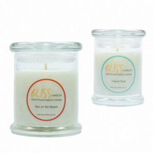 Bliss Soy Jar Candles